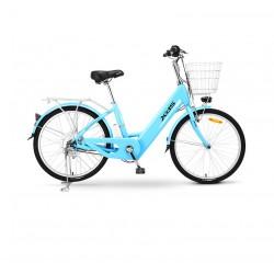 Bicicleta de paseo Celeste FEIER